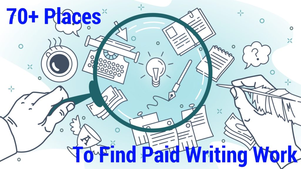 Find a Writing Job that Pays Over $100! -