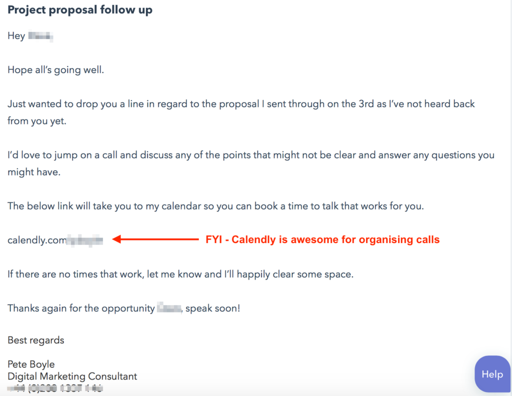 The Emails that Turn Unresponsive Clients into Cash in Your
