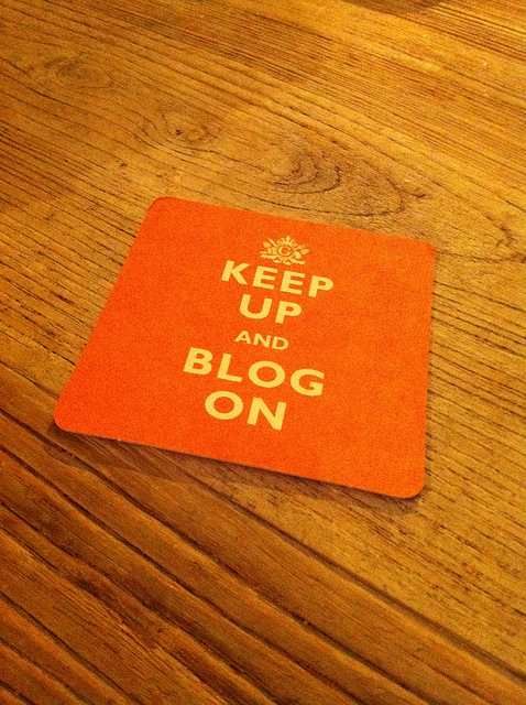 freelance writer, keep up and blog on