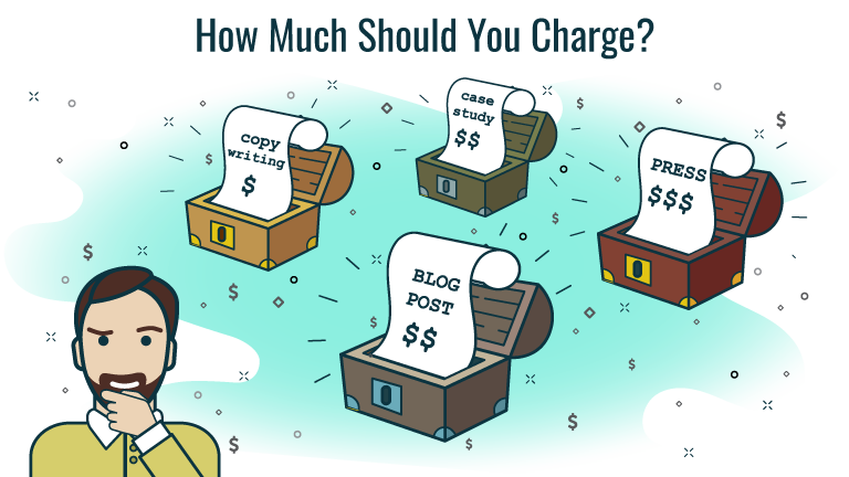 How Much Should You Charge? Creating Your Freelance Rate Sheet